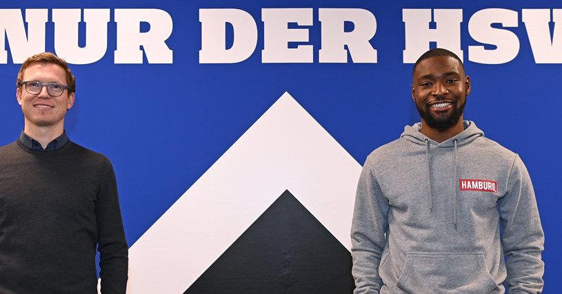 Bis 2024: HSV verlängert Vertrag mit Stephan Ambrosius
