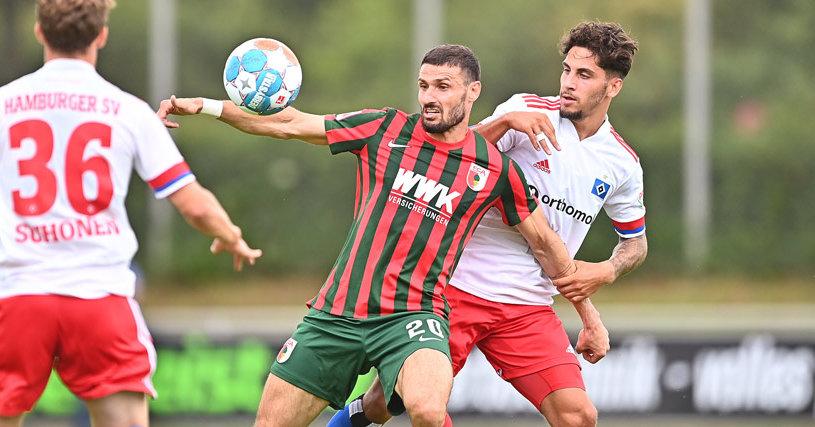 HSV und FC Augsburg trennen sich 2:2 unentschieden