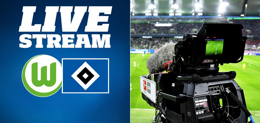 Testspiel gegen Wolfsburg live bei HSVtv und YouTube