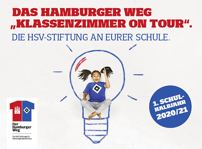 "Das Hamburger Weg ""Klassenzimmer on tour"""