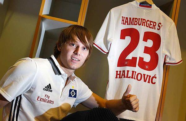 Alen Halilovic Hsv
