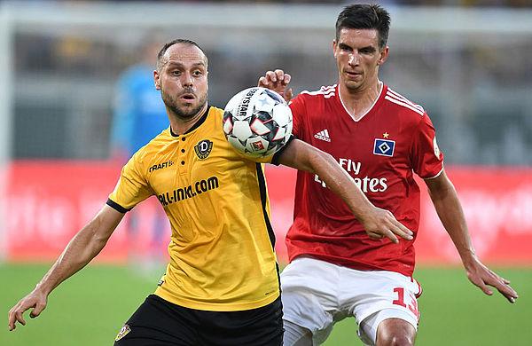 Hsv Gegen Dynamo: Nachbericht Dynamo Dresden - HSV