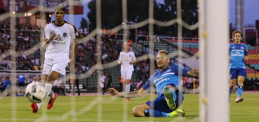 Hsv Gegen Dynamo: 4:0 - HSV Gewinnt Test Gegen BFC Dynamo Berlin