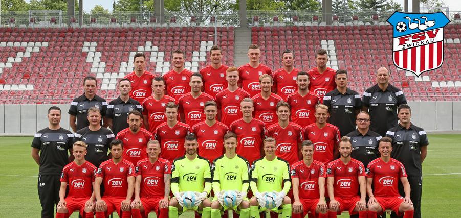 Fsv Zwickau Mannschaft