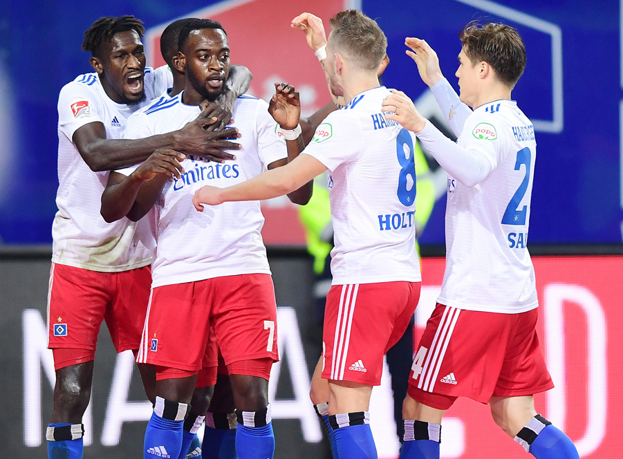 Narey secures 1-0 home win for HSV
