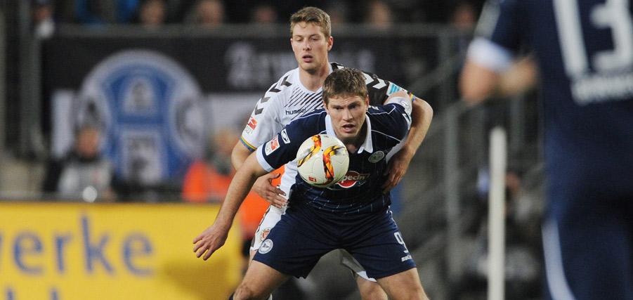 Der DSC Arminia Bielefeld im Gegner Check |