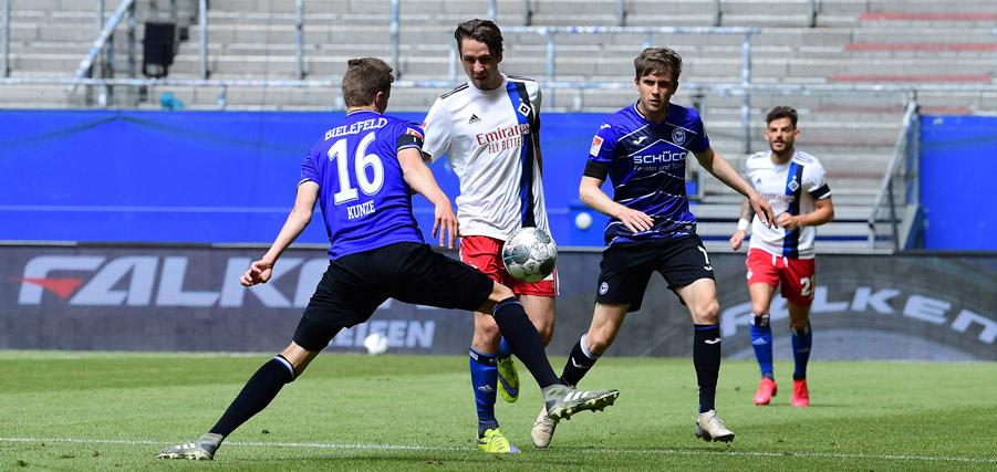 Match Report HSV - Arminia Bielefeld | HSV.de