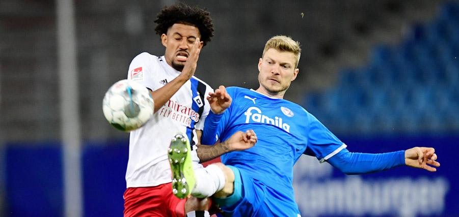Match Report Hsv Holstein Kiel Hsv De