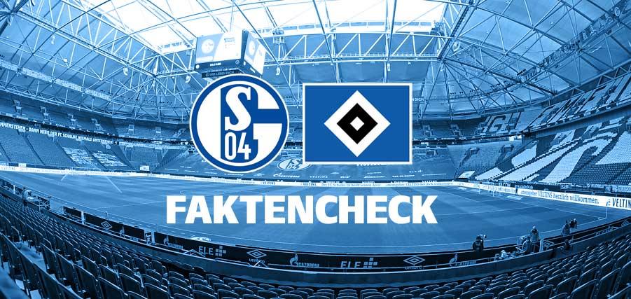 Der Faktencheck zum Saisonauftakt gegen Schalke 04 | HSV.de