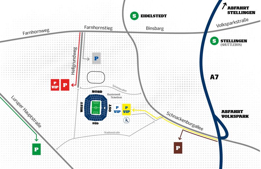 Parken Volksparkstadion